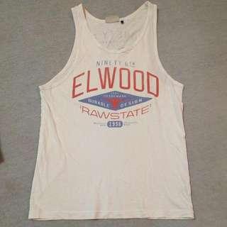 Elwood Singlet, Size Small
