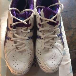 Asics Gel Burner Shoes In Size 8