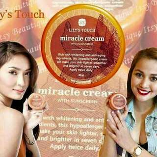 MIRACLE CREAM & SOAP SET