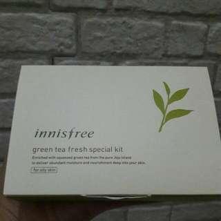 Innisfree Tea Fresh Special Trial Kit