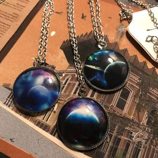Moon Style Necklace