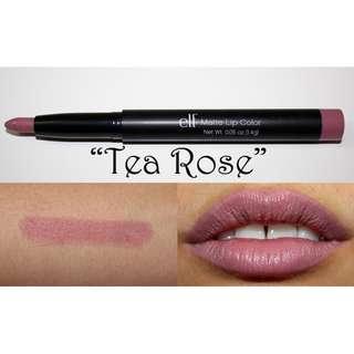 (FREE NM) INSTOCKS Elf Studio Matte Lip Color (Tea Rose)