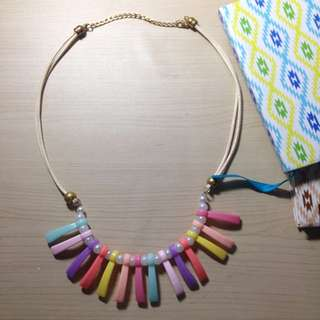 Coloful Necklace