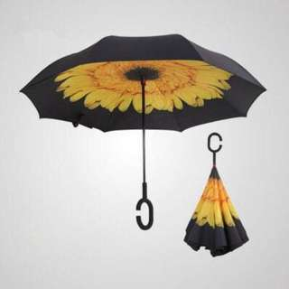 2 For $45! INVERTED UMBRELLAS