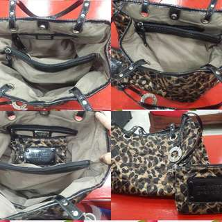 Authentic Nine West Bag With Coin Purse