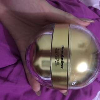 Demarlactives Illuminating Gold Fusion Mask