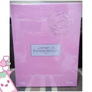 Johan. B Innocence Perfume
