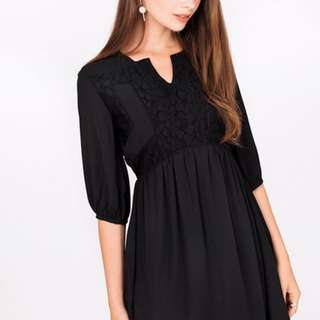 TCL Adela Babydoll Dress