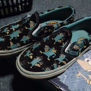 VANS Phineas and Ferb