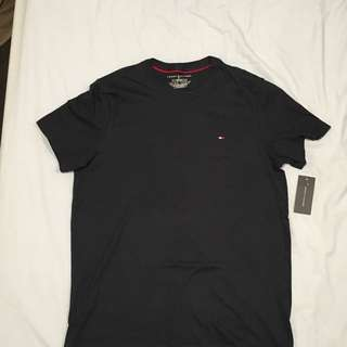 Tommy Hilfiger Crew Neck Tee (Brand New)