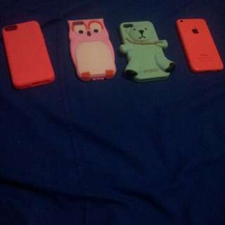 Iphone 5c 32 Gb (Pink)