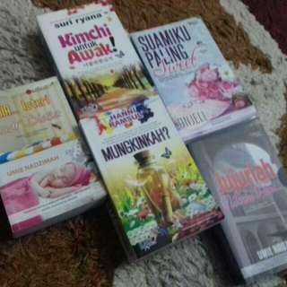 Novel Malay/Melayu Preloved