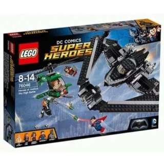 Lego 76046 Batman Sky High Battle