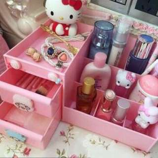 Hello kitty Cosmetic/Make up Organizer