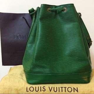 REDUCE ❗️Authentic Louis Vuitton Large Epi Noe