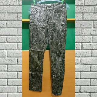 Leopard Pants (fits small to medium)
