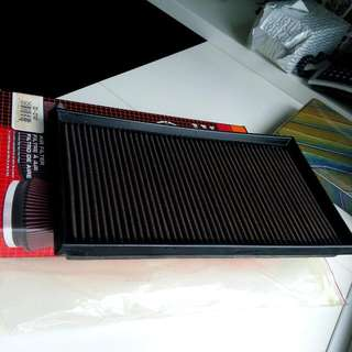 Mercdes Benz K&N Air Filter And Service Kit