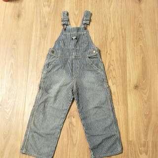 OshKosh5-6歲吊帶褲