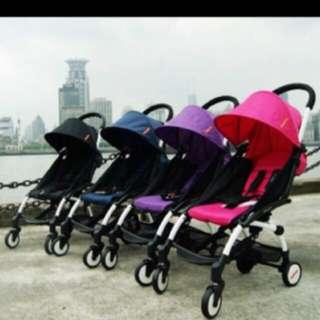 GSS Promotion! Ready Stock! Authentic Kiddopotamus Stroller!