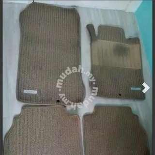 Mercedes Benz Original Carpet Mat Beige color W210 W202 W203 W209