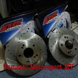Ar Racing Disc Rotor