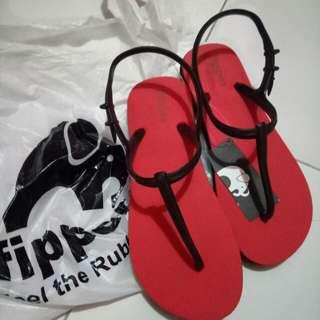 SANDAL FIPPER STRAPPY ORI