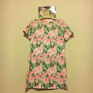 Forcast Shift Dress - Size 8