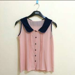 Sleveless Top