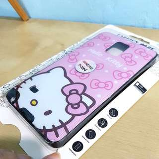 Authentic Samsung Galaxy Note 4 Case Hello Kitty