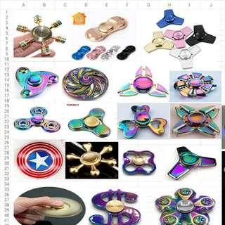 Fidget Spinner 手指陀螺 即將開售 有興趣先Like or Follow !