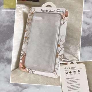 iPhone 7 Plus透明矽膠套