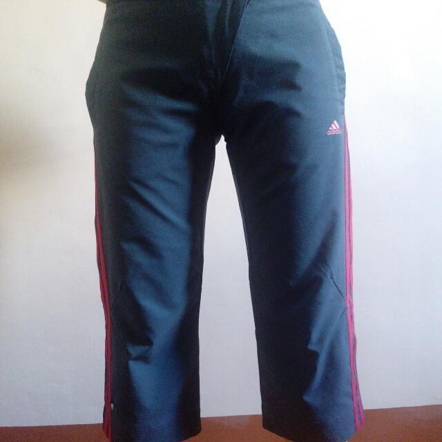 3/4 adidas women's pants