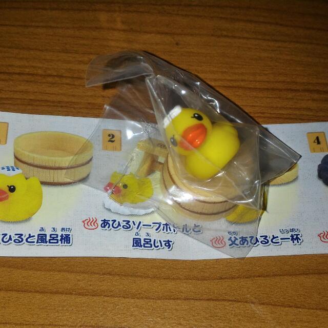 黃色小鴨 轉蛋
