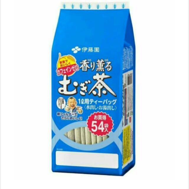 日本 伊藤園 香薰麥茶 散賣 一小包