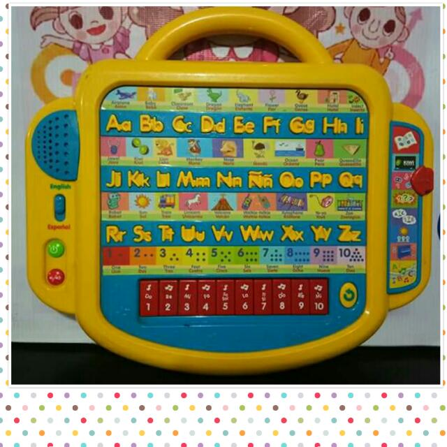 Abc,Numbers Interactive Toy
