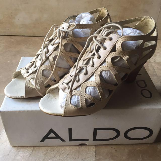 Aldo kitten heels Sandals
