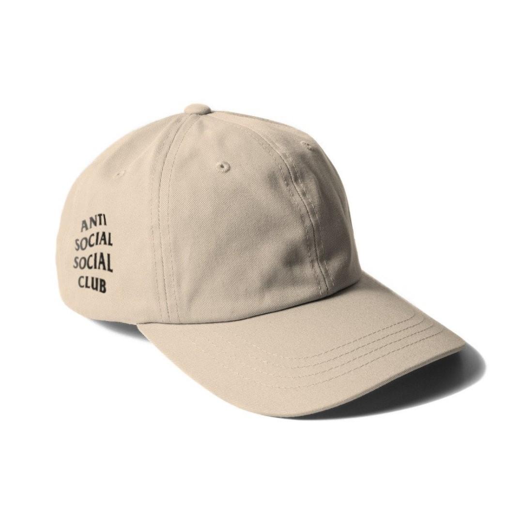 Anti Social Social Club Weird Cap`