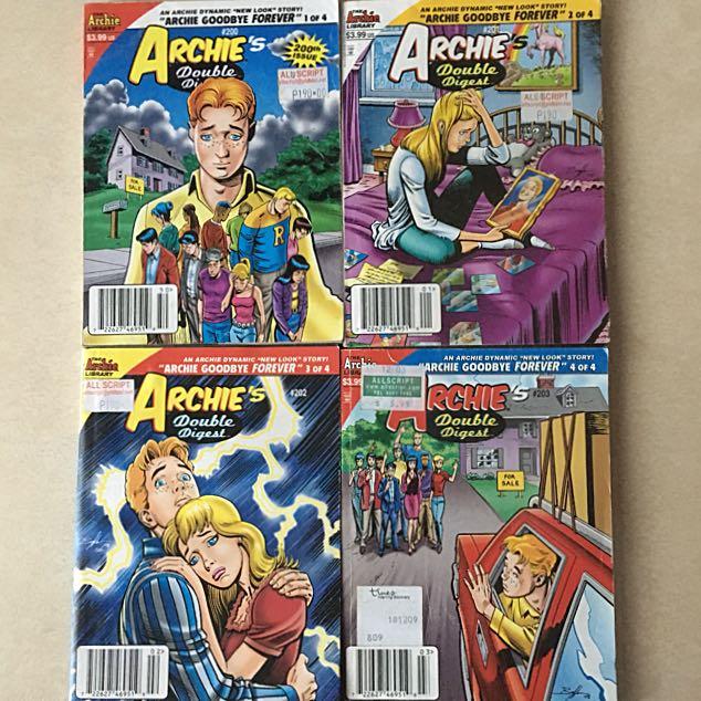 Archie Comics (Archie's Double Digest)