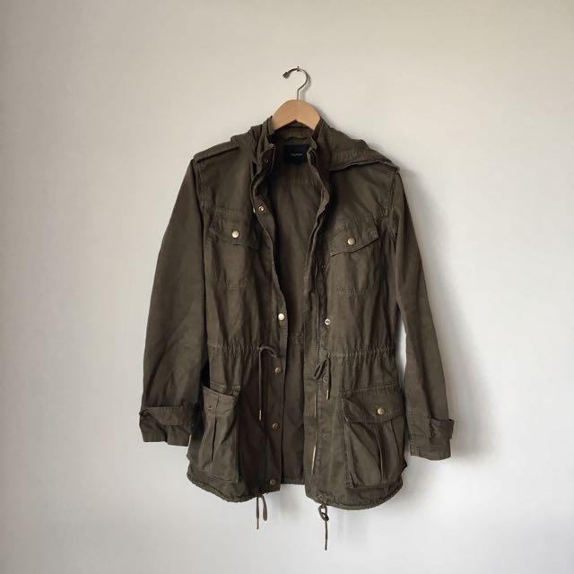 Aritzia Talula Trooper Jacket
