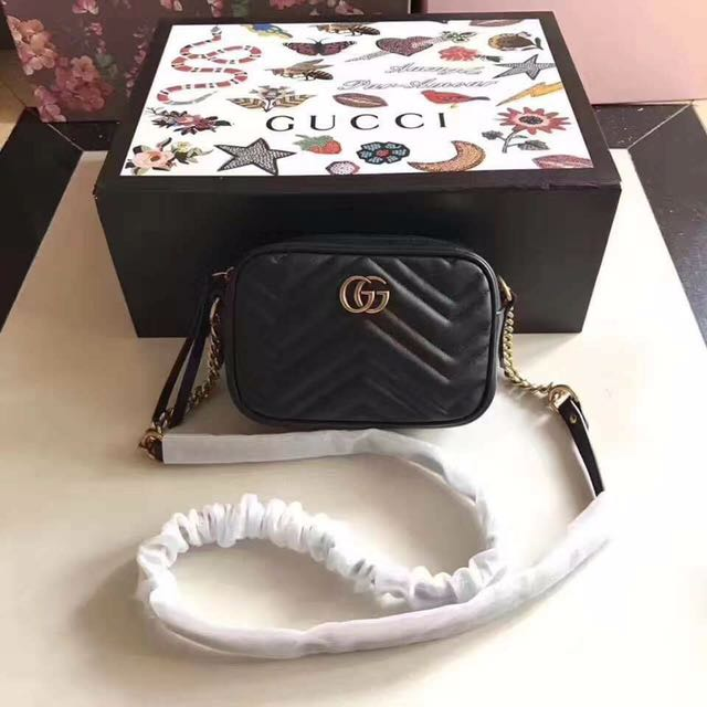 Authentic Gucci bags