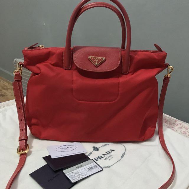 Authentic Prada BN2541 bag
