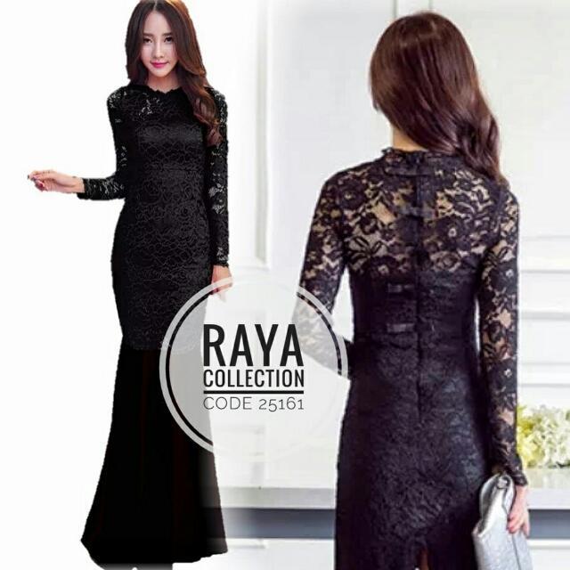 baju kurung moden murah lace women s fashion clothes