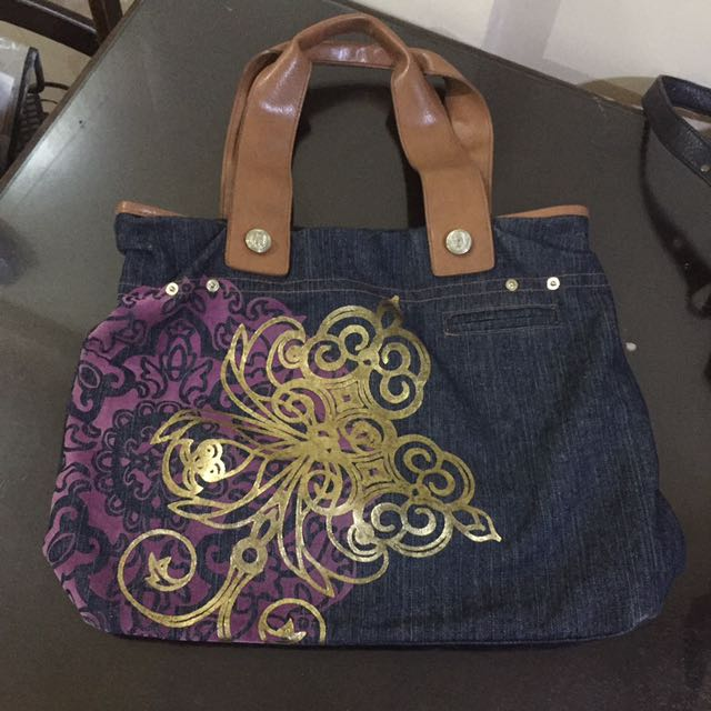 Bath & Body Works Jeans Style Bag