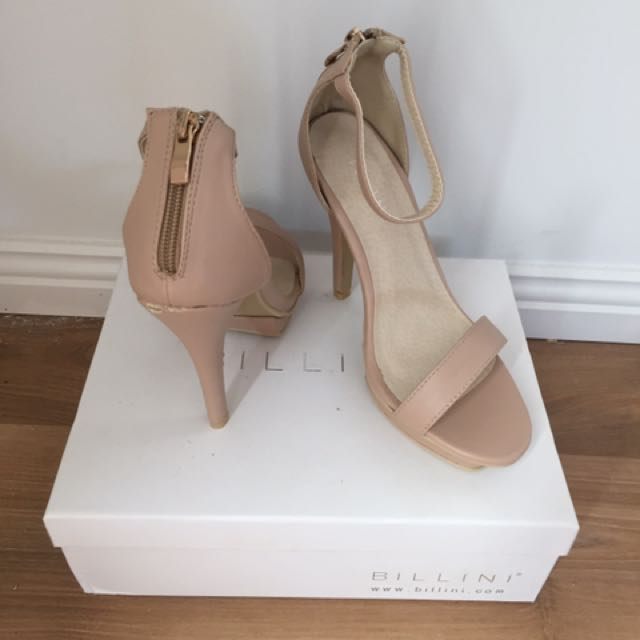 Bellini strappy Heel