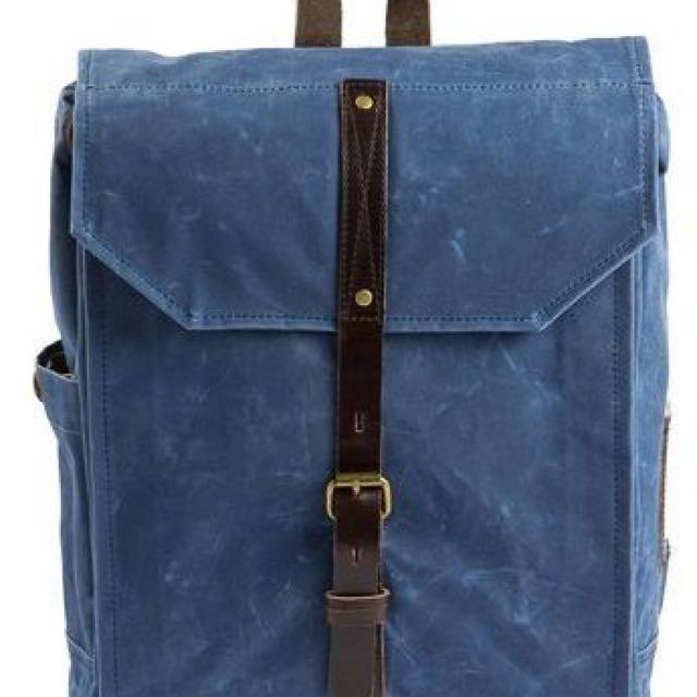 (BNIB) Property Of. Blue Bag pack
