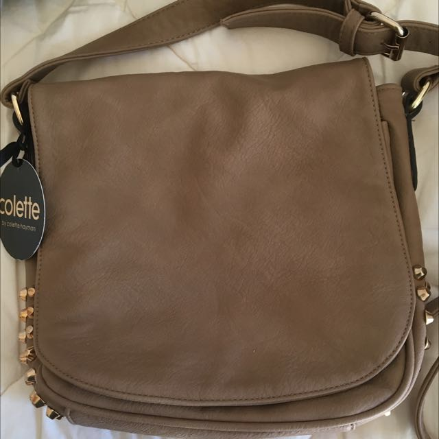 BNWT Collette Brown Bag