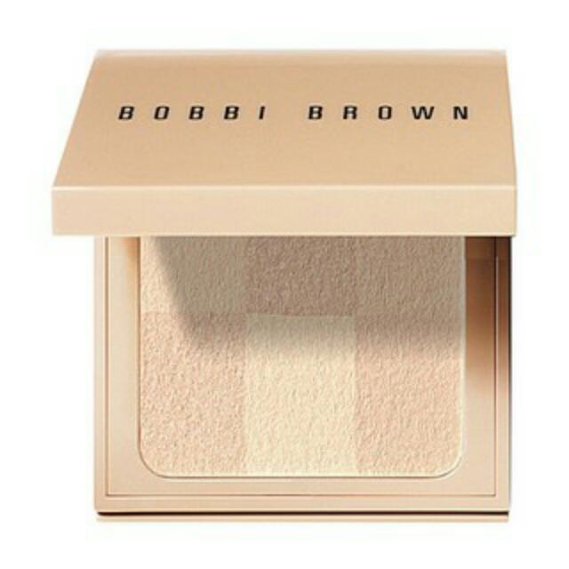 Bobbi Brown 彷若裸膚蜜粉餅 #bare