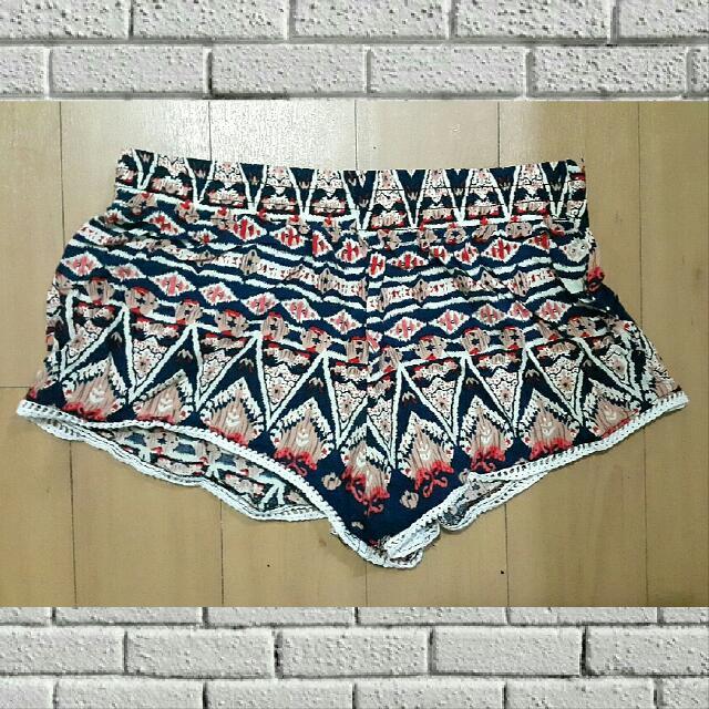 Bohemian Short Shorts