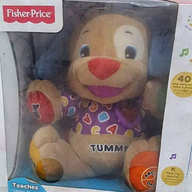 Boneka Fisher-Price