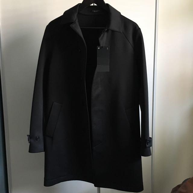 Brand New Zara man Coat (sz: small)